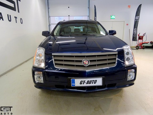 Cadillac SRX 7