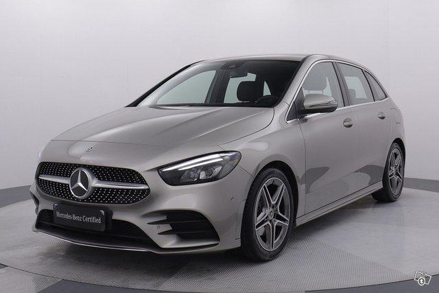 Mercedes-Benz B, kuva 1