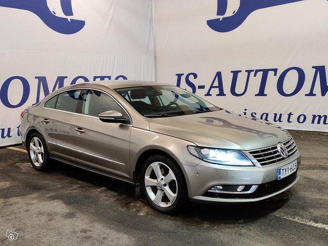Volkswagen CC 1