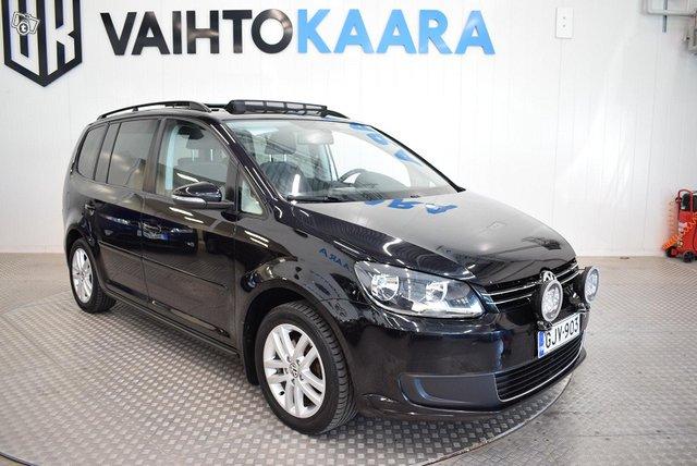 Volkswagen Touran 8