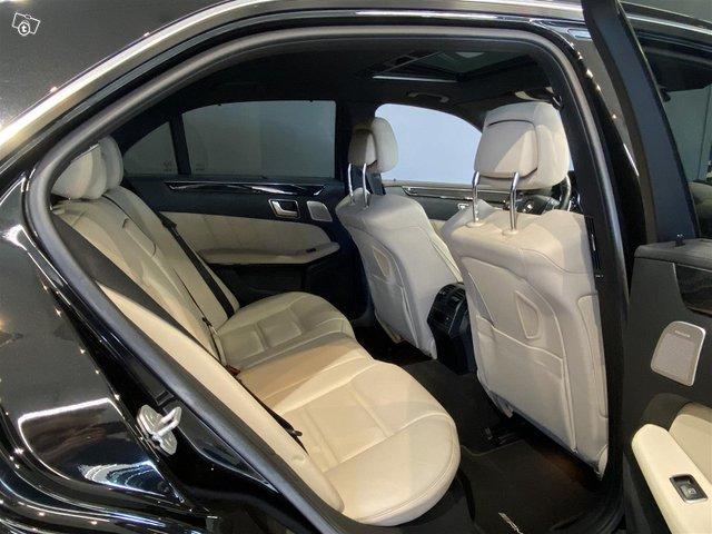 Mercedes-Benz E 63 AMG 10