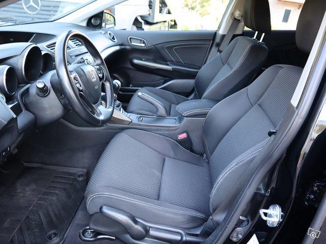 Honda Civic Tourer 9