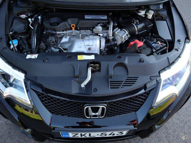 Honda Civic Tourer 13