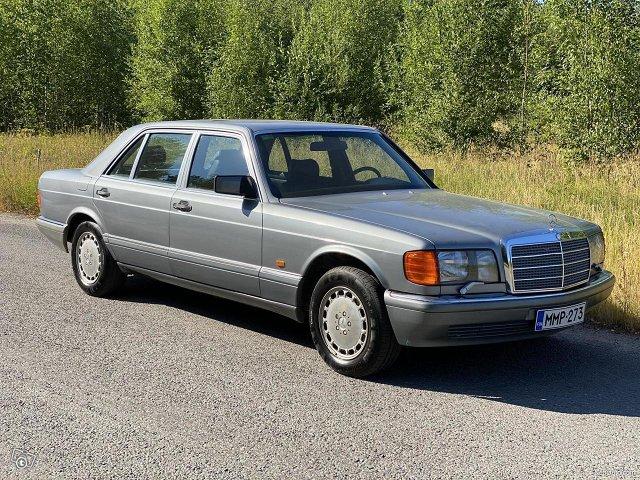 Mercedes-Benz SEL