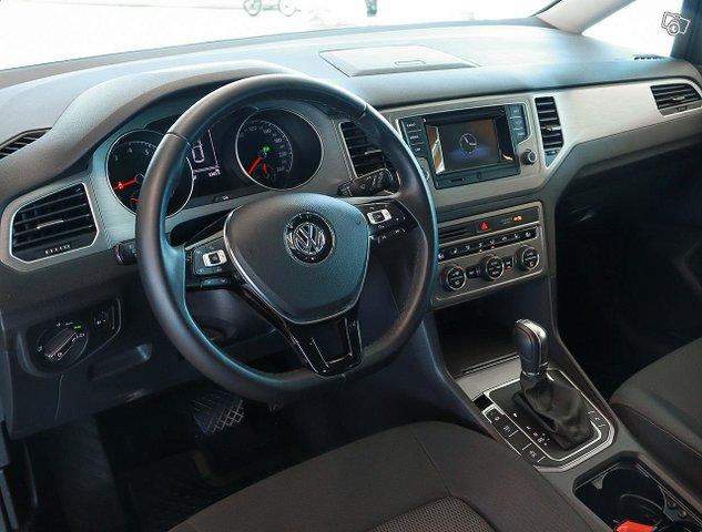 Volkswagen Golf Sportsvan 9