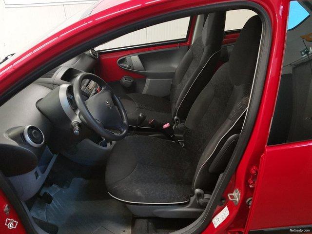 Peugeot 107 10