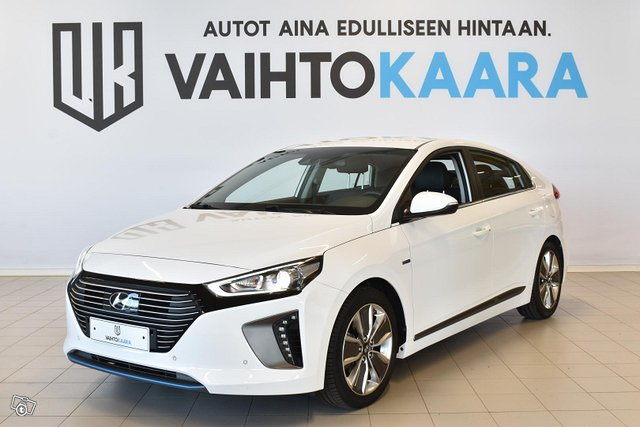 Hyundai Ioniq, kuva 1