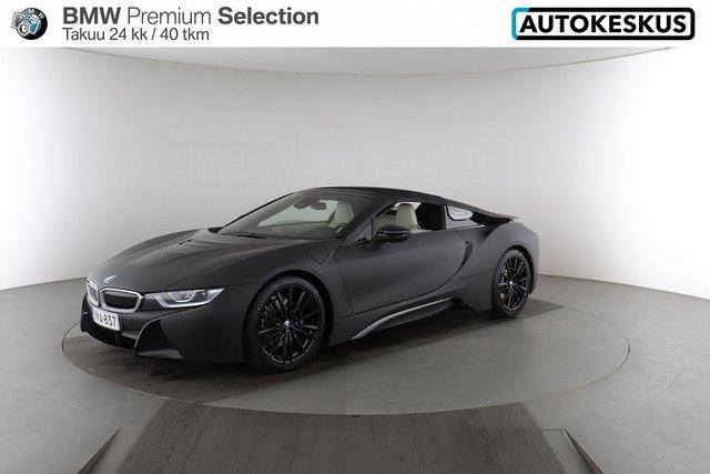 BMW I8, kuva 1