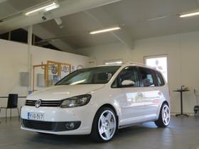 Volkswagen Touran, Autot, Kirkkonummi, Tori.fi