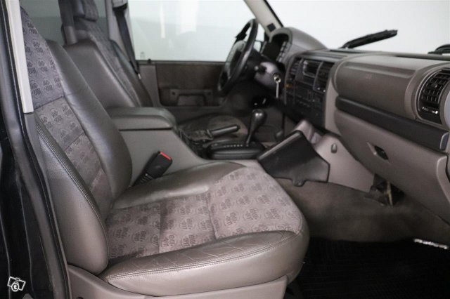 Land Rover Discovery 7
