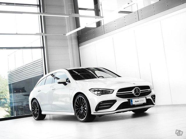 Mercedes-Benz CLA 35 AMG