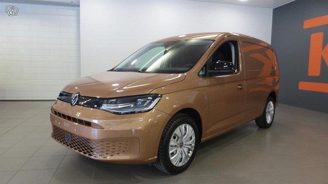 Volkswagen Caddy Maxi, kuva 1
