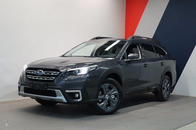 Subaru Outback, kuva 1