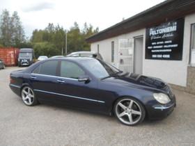 Mercedes-Benz S, Autot, Kajaani, Tori.fi
