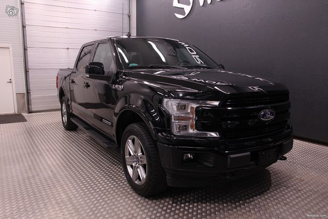 Ford F150 9
