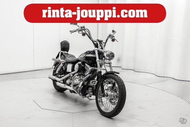 Harley-Davidson FXD DYNA SUPER GLIDE-GHV/1449
