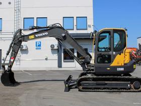 Volvo ECR88D PIENET TUNNIT, Maanrakennuskoneet, Työkoneet ja kalusto, Pirkkala, Tori.fi