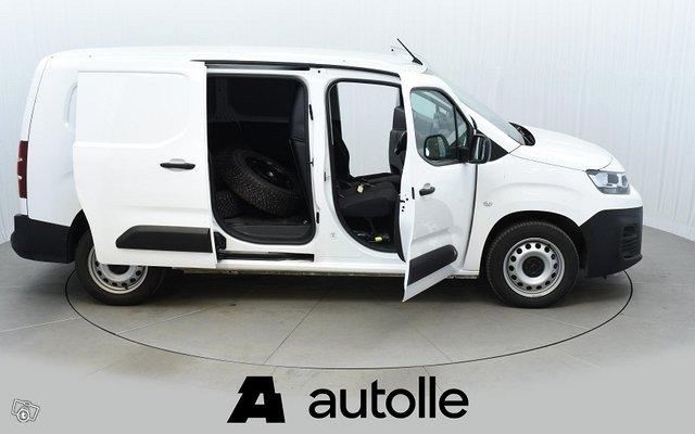 Citroen Berlingo Van 14