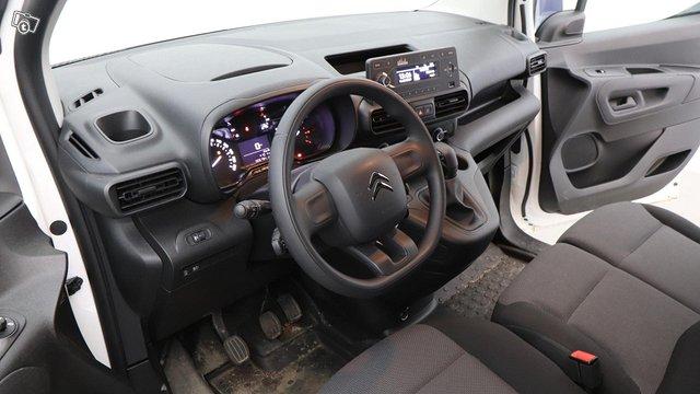 Citroen Berlingo Van 15