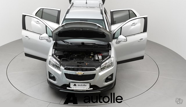 Chevrolet Trax 12