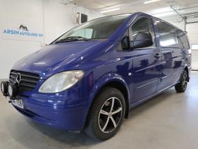 Mercedes-Benz Vito, Autot, Jyväskylä, Tori.fi