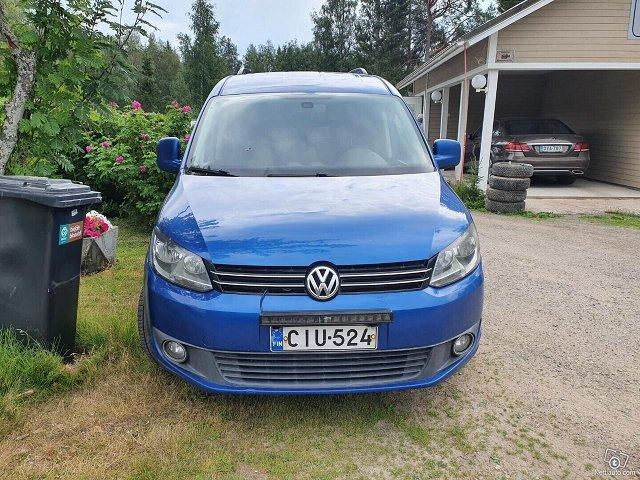 Volkswagen Caddy Maxi 11