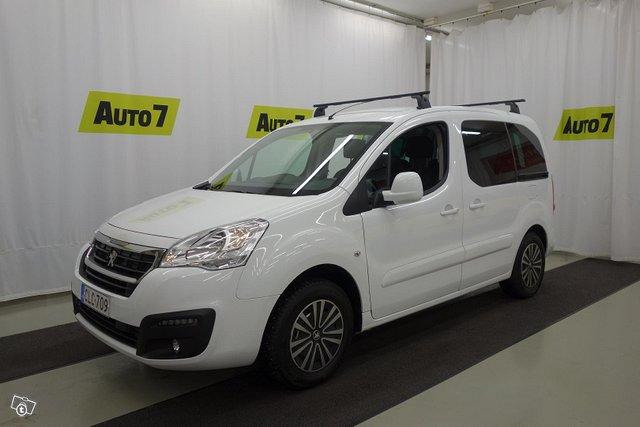 Peugeot Partner, kuva 1