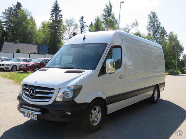 Mercedes-Benz Sprinter, kuva 1