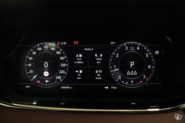 Land Rover Range Rover Evoque 14