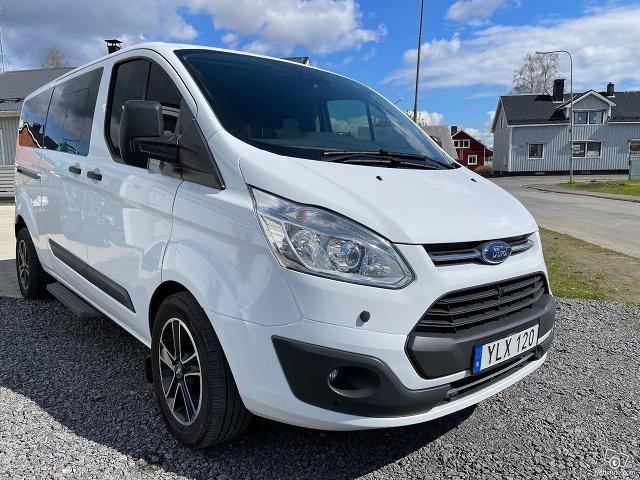 Ford Tourneo Custom, kuva 1