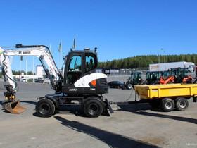 Bobcat EW57W, Maanrakennuskoneet, Työkoneet ja kalusto, Pirkkala, Tori.fi