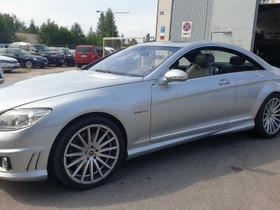Mercedes-Benz CL, Autot, Helsinki, Tori.fi