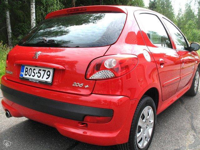 Peugeot 206+ 10