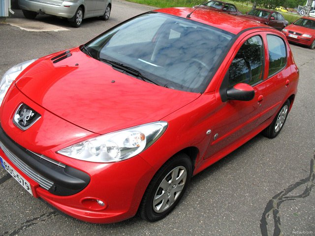 Peugeot 206+ 12