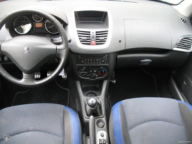 Peugeot 206+ 14