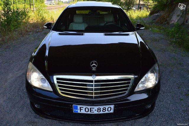 Mercedes-Benz S 2