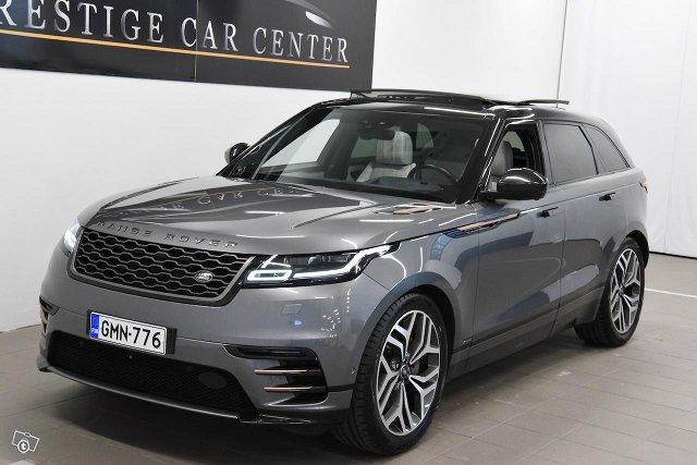 Land Rover Range Rover Velar 4