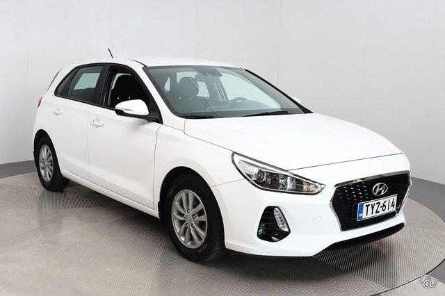 Hyundai I30, kuva 1