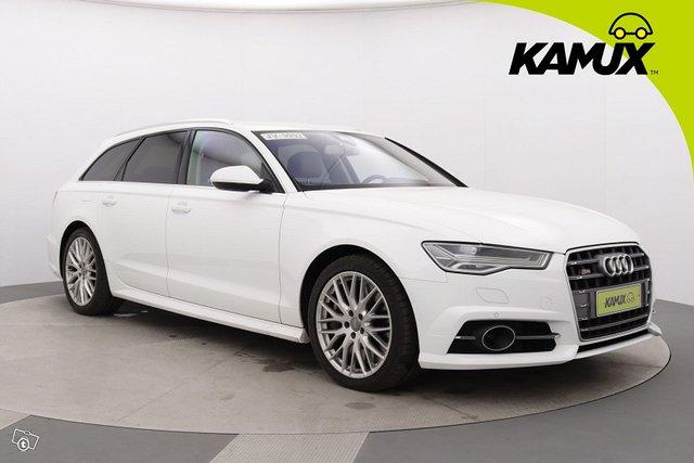 Audi S6, kuva 1