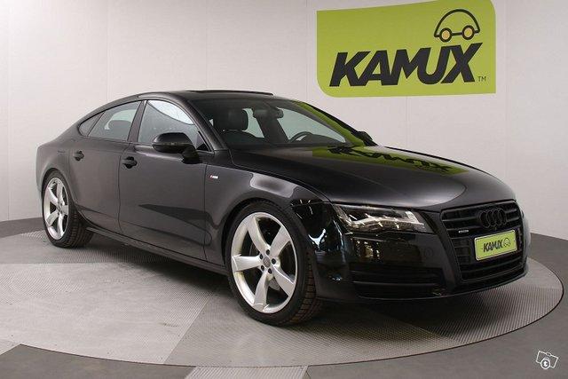Audi A7, kuva 1