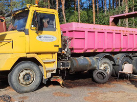 Sisu 425 Alaterällä, Kuljetuskalusto, Työkoneet ja kalusto, Pälkäne, Tori.fi