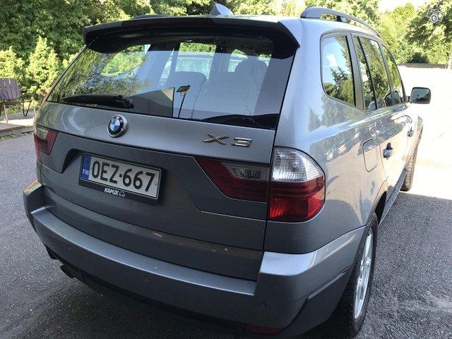 BMW X3 4