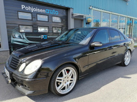 Mercedes-Benz E, Autot, Ranua, Tori.fi