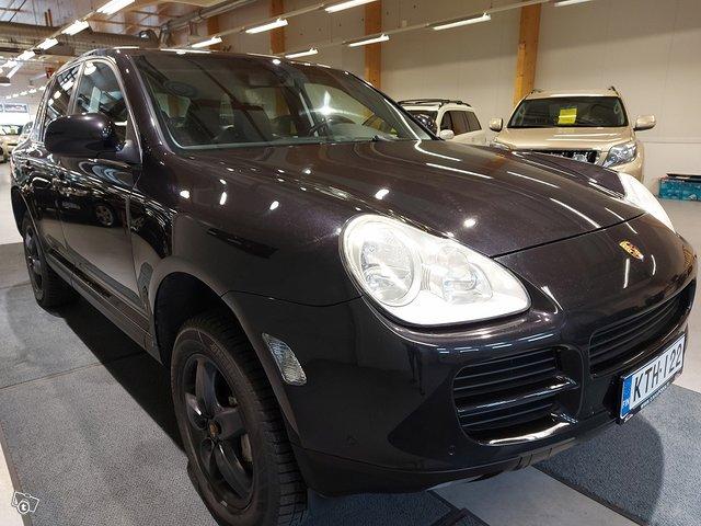 Porsche Cayenne S 3