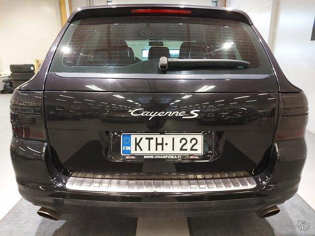 Porsche Cayenne S 5