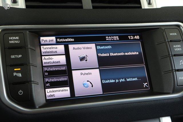 Land Rover Range Rover Evoque 20