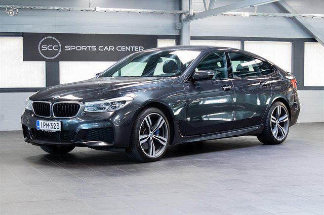 BMW 630 Gran Turismo, kuva 1