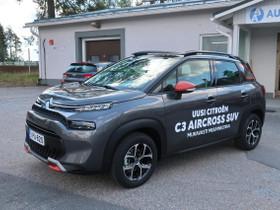 Citroen C3 Aircross, Autot, Mikkeli, Tori.fi