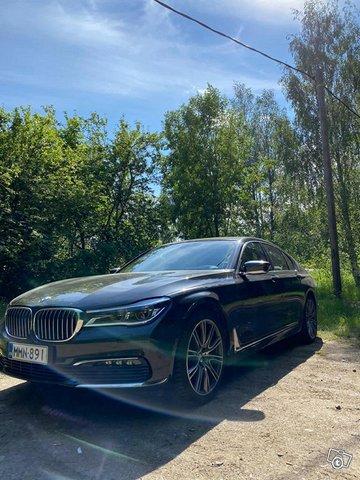 BMW 740d XDrive, kuva 1