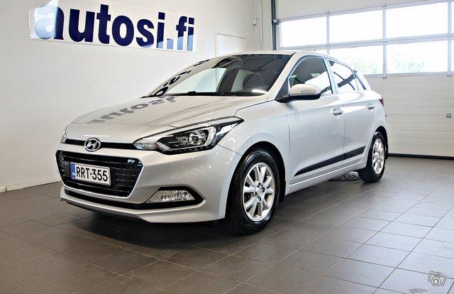 Hyundai I20, kuva 1